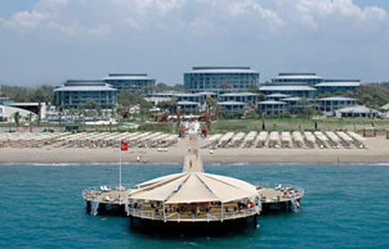 Calista Luxury Resort - Beach - 6