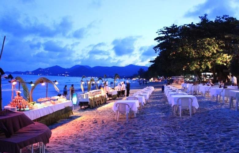 Chaweng Buri Resort - Restaurant - 5