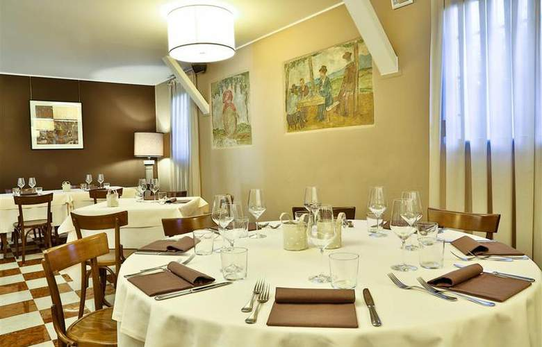 Best Western Titian Inn Treviso - Restaurant - 52