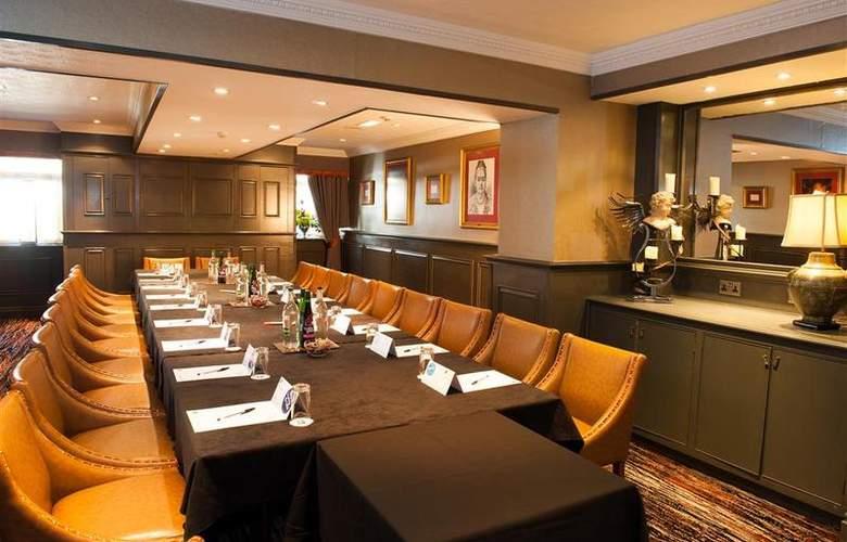 Best Western Willowbank - Restaurant - 82