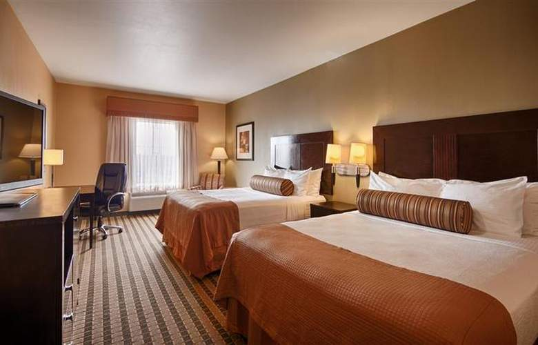 Best Western Plus Duncanville/Dallas - Room - 91