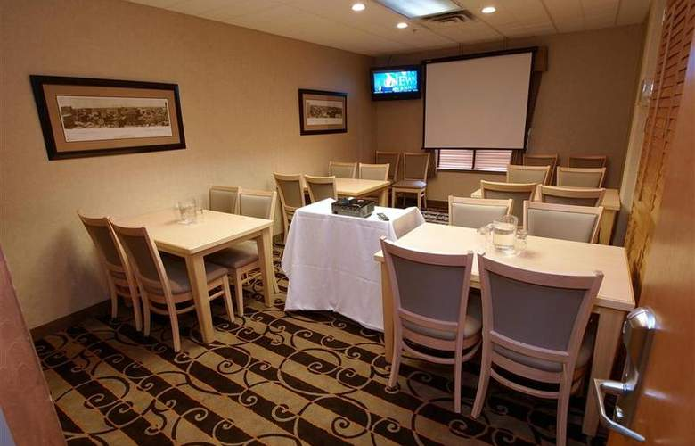 Best Western Pembina Inn & Suites - Conference - 148