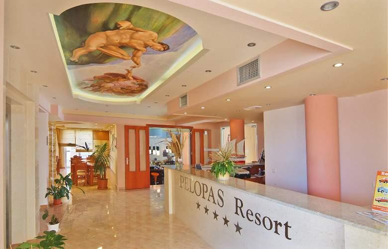 Pelopas Resort - Hotel - 9
