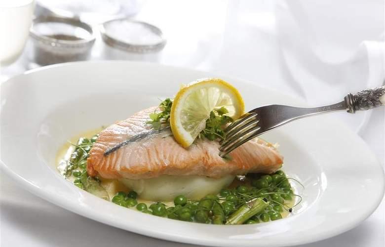 Best Western Strathaven Hotel - Restaurant - 65