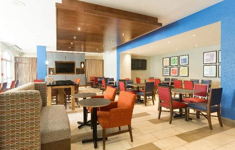 Holiday Inn Express & Suites S Lake Buena Vista - Restaurant - 3