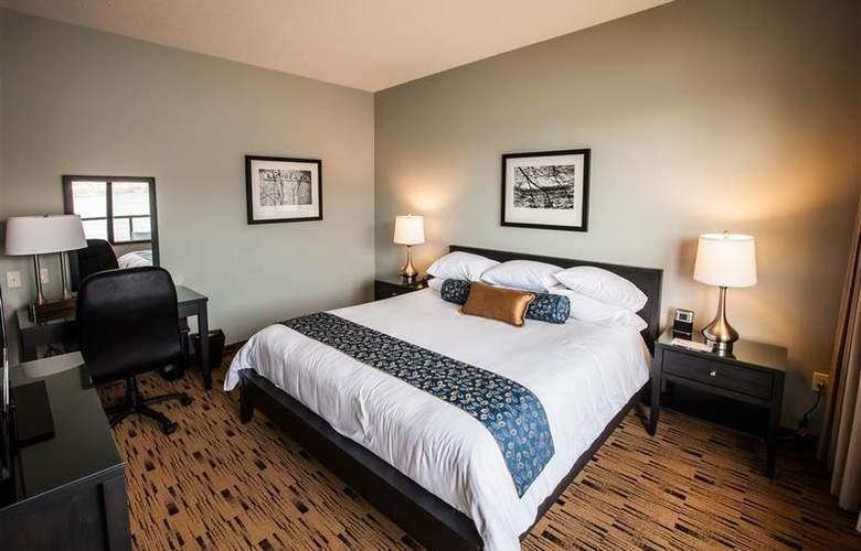 Best Western Plus Hood River Inn - Room - 87
