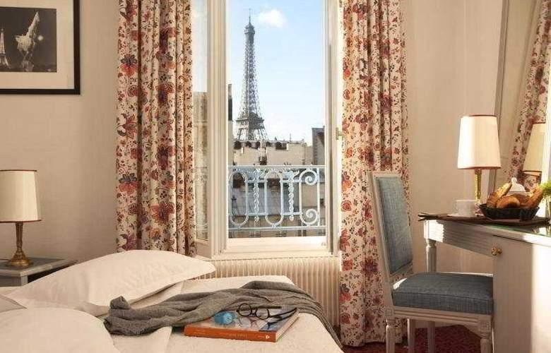 Les Jardins d'Eiffel - Room - 4
