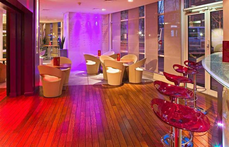 Mercure Paris La Defense - Bar - 55