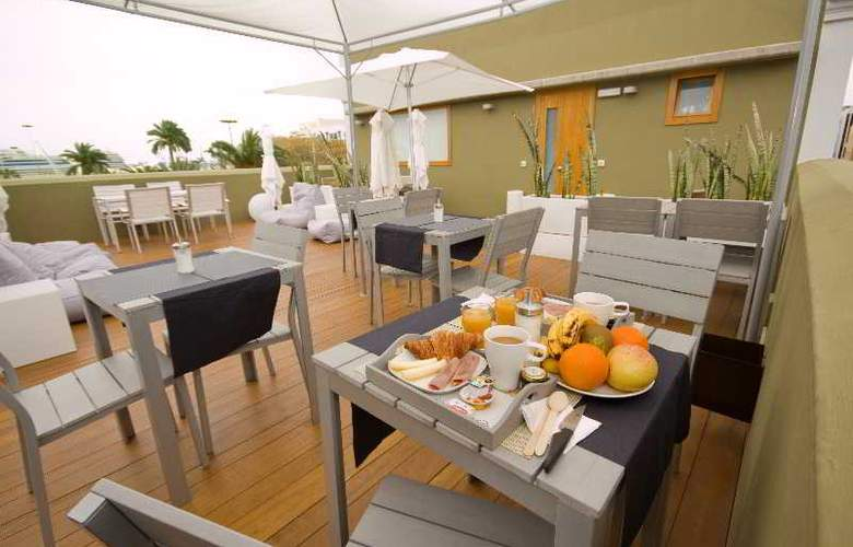 Bed & Chic Hotel - Terrace - 12