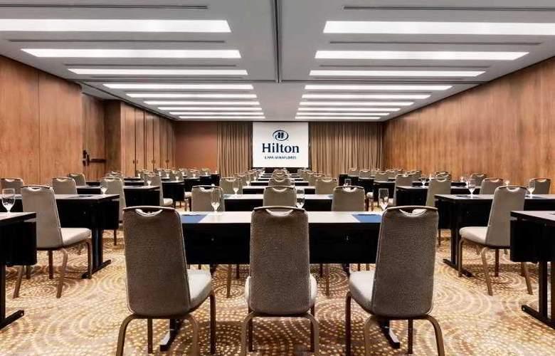 Hilton Lima Miraflores - Conference - 18