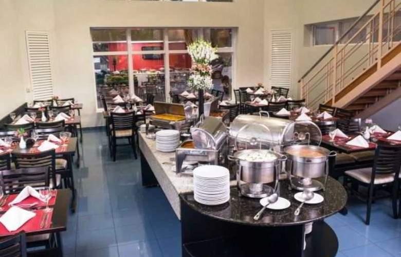 Blue Tree Tower Santo Andre - Restaurant - 16