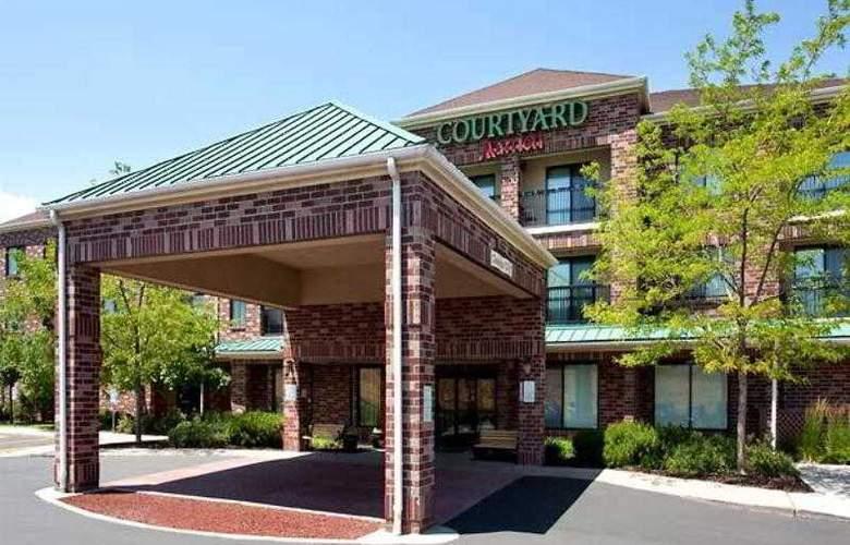 Courtyard Salt Lake City Airport - Hotel - 8