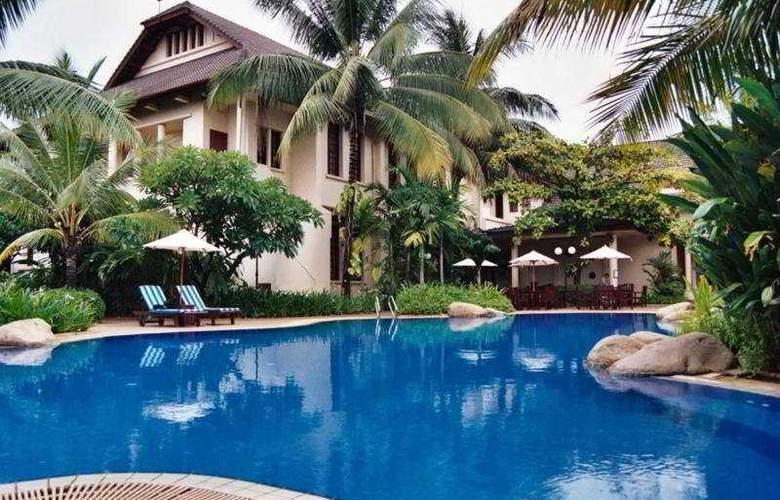 Settha Palace Hotel Vientiane - Pool - 7