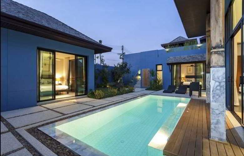Two Villas Holiday Wings Phuket Villa, Layan Beach - Room - 10