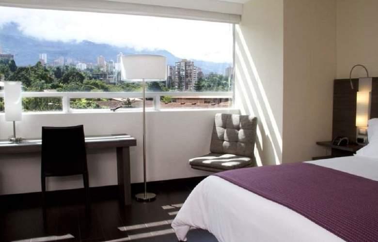 Hotel BH el poblado Medellin - Room - 2