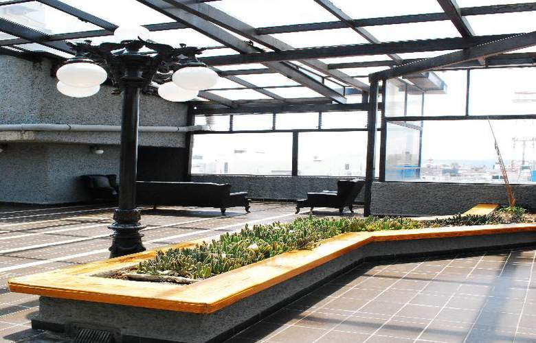 Aristos Puebla - Terrace - 48