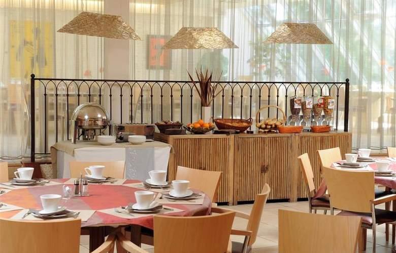 Atrium Arles - Restaurant - 29