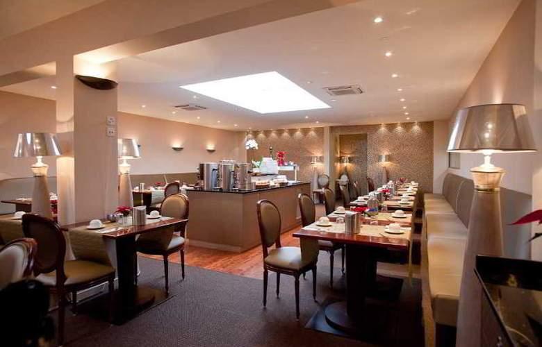 Drake Longchamp Swiss Quality Hotel - Restaurant - 2