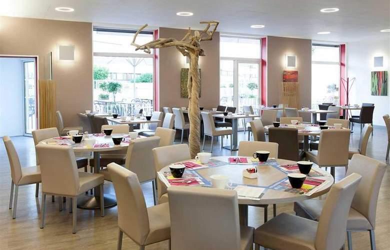 Novotel Reims Tinqueux - Restaurant - 53