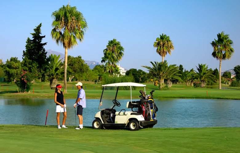 Oliva Nova Beach & Golf Resort - Sport - 8