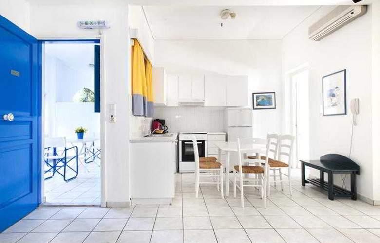 Daphne´s Club Hotel Apartments - Room - 14