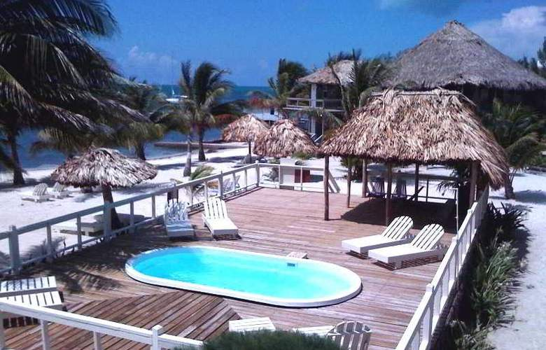 Exotic Caye Beach Resort - Pool - 8