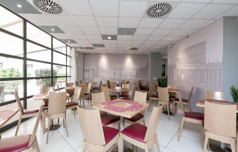 Holiday Inn Express Rome San Giovanni - Restaurant - 23