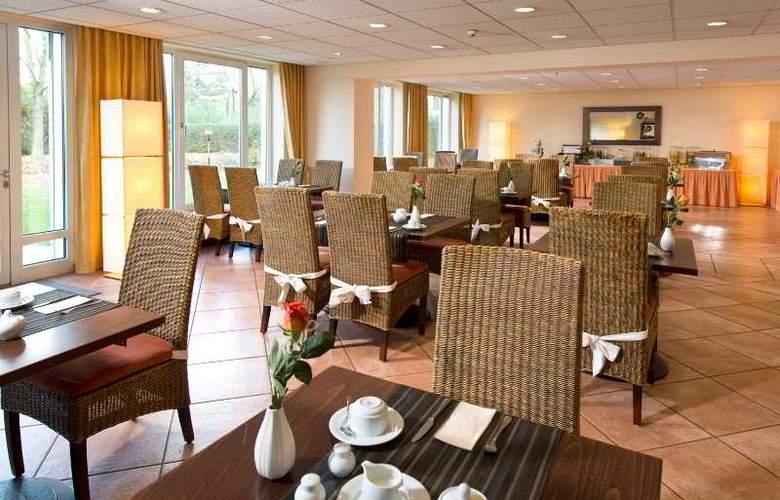 Gold Inn Hotel Prinz Eugen - Restaurant - 8