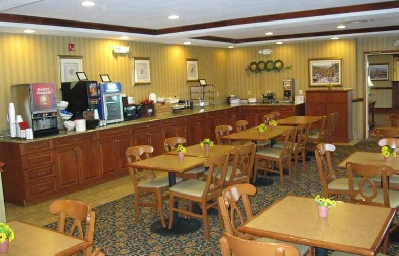 Best Western Executive Inn & Suites - Restaurant - 149