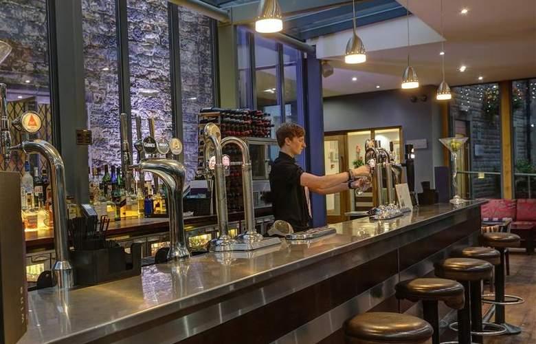 Best Western Mosborough Hall - Bar - 163