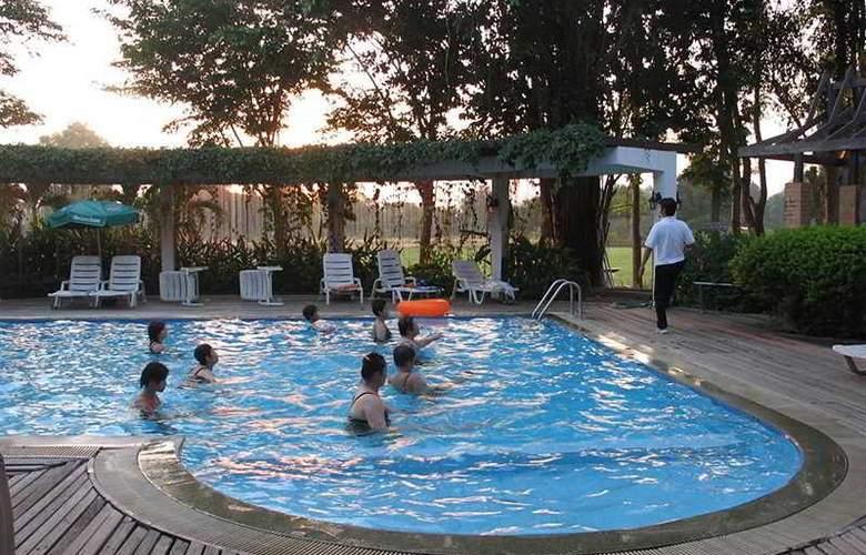 Legacy River Kwai Resort - Pool - 3
