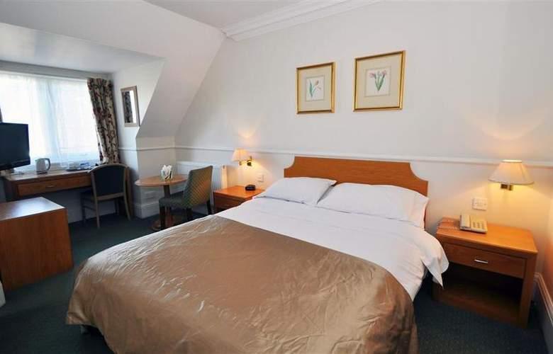 Best Western Montague Hotel - Room - 91