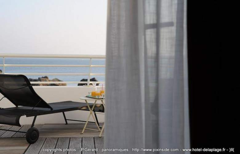 Best Western Hotel de la Plage - Room - 38