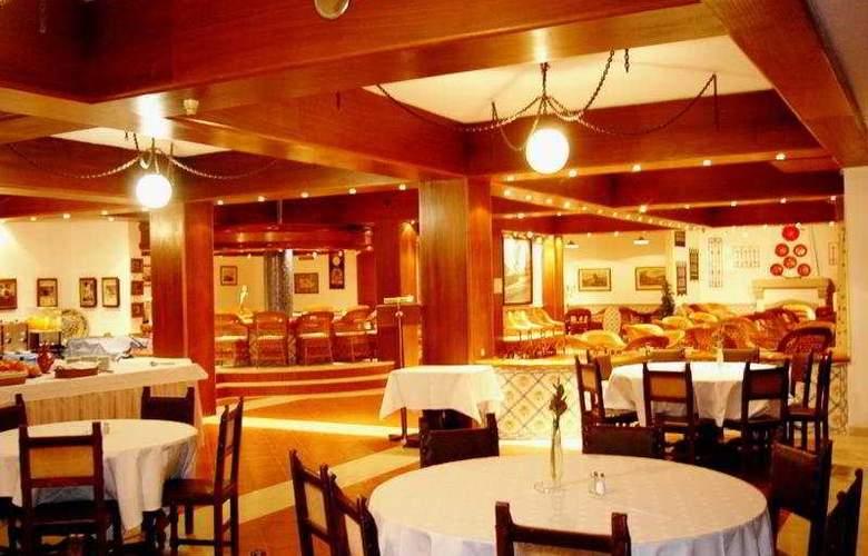 Sol e Serra Golf - Restaurant - 9