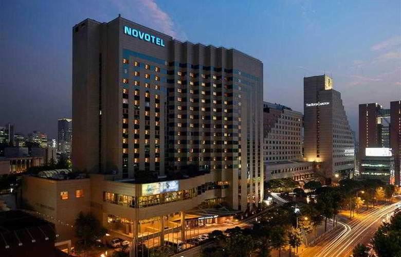 Novotel Ambassador Seoul Gangnam - Hotel - 10