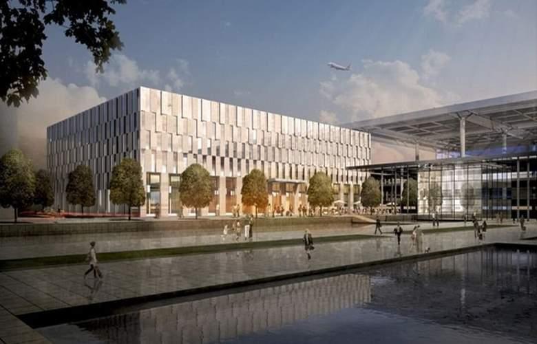 Steigenberger Berlin Brandenburg Airport - Hotel - 0