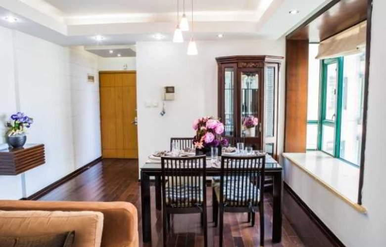 Yopark Serviced Apartment Oriental Manhattan - Room - 11
