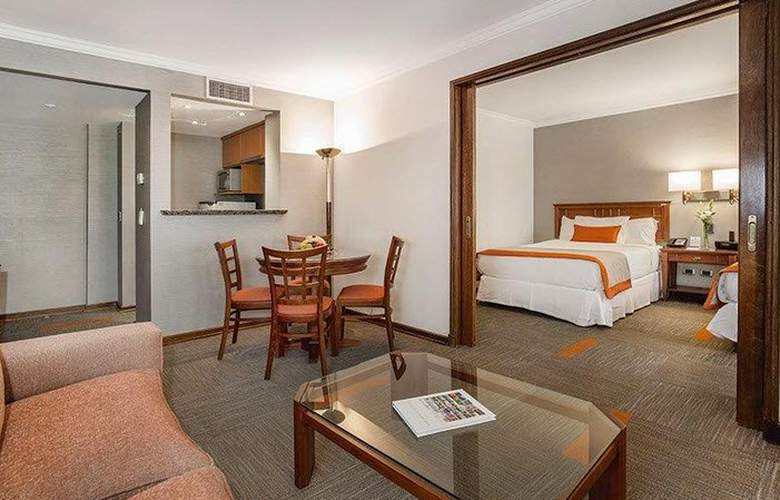 Plaza El Bosque Ebro - Room - 2