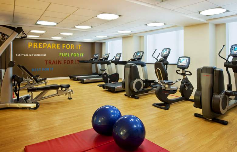 Sheraton Brooklyn New York Hotel - Sport - 7