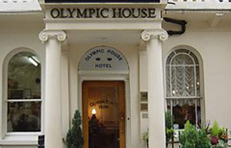 Olympic House Hotel - Hotel - 0