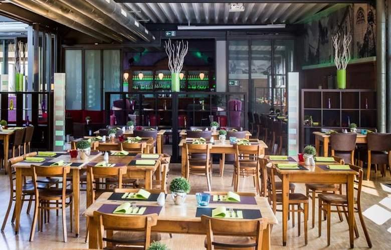Ibis Styles Leipzig - Restaurant - 4