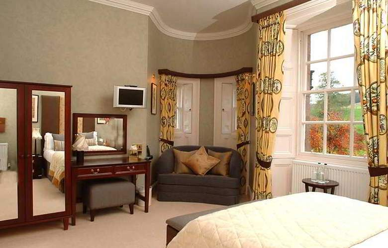 Cringletie House Hotel - Room - 6