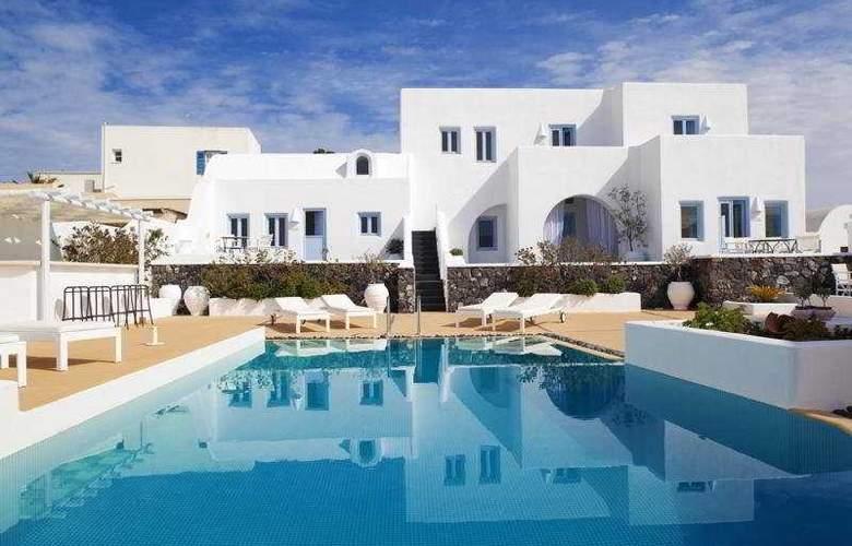 Aria Suites - Hotel - 0