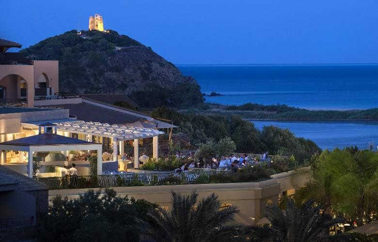 Chia Laguna – Hotel Laguna - Restaurant - 8