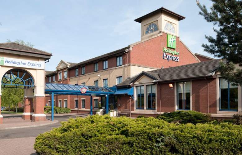 Holiday Inn Express Strathclyde Park M74, Jct.5 - Room - 2