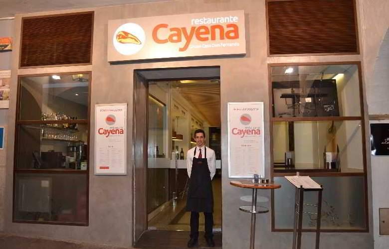 Casa don Fernando - Restaurant - 11