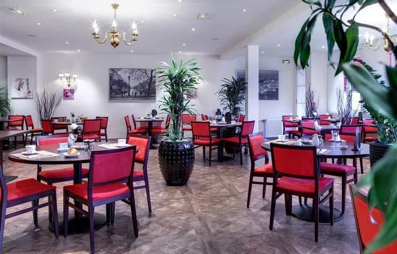Best Western Villa Henri Iv - Restaurant - 17