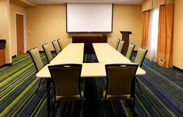 Fairfield Inn suites Paducah - Hotel - 18