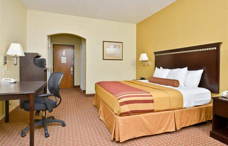 Best Western Greenspoint Inn and Suites - Room - 123