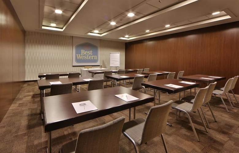 Best Western Hotel Goldenmile Milan - Conference - 4